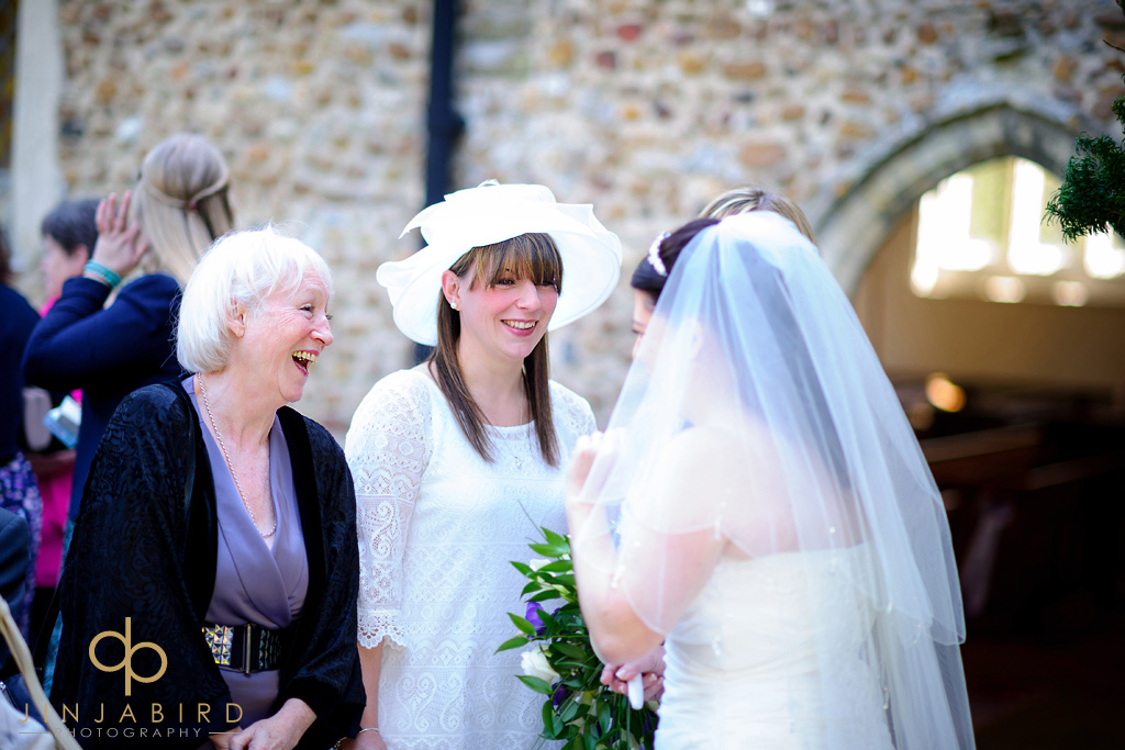 just-married-roxton-church