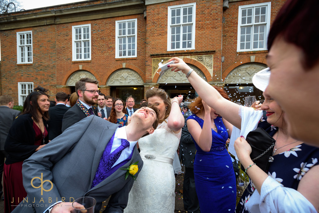 wedding-confetti-hitchin-priory