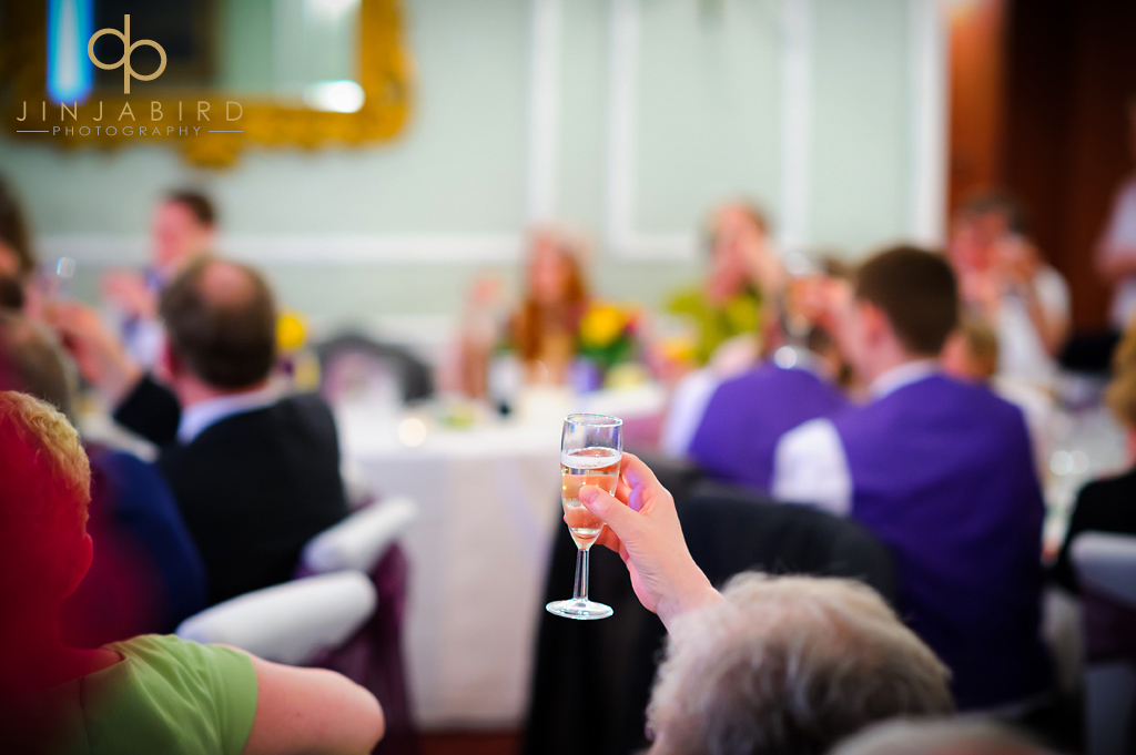 wedding-toast-hitchin-priory