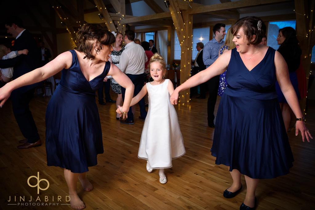 bassmead-manor-barns-wedding-guests-dancing