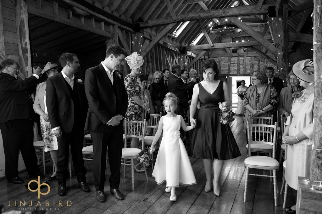 bridal-procesion-bassmead-manor-barns
