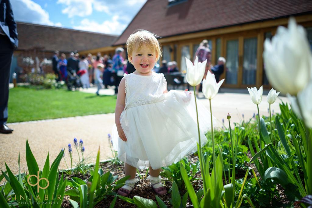 flower-girl-bassmead-manor-barns