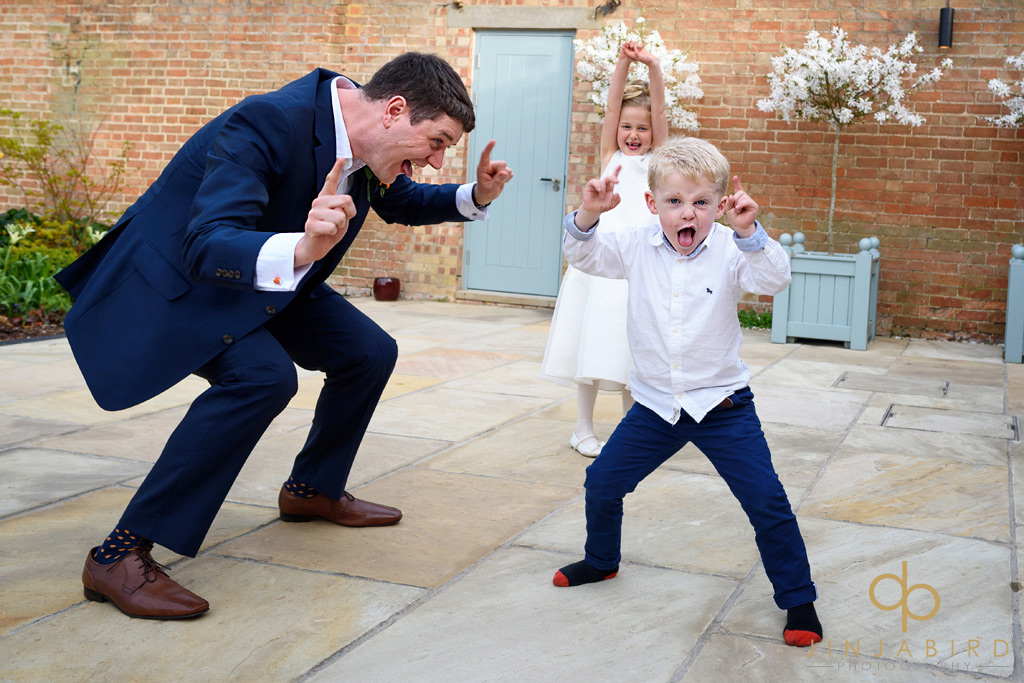 pageboy-with-groom-bassmead-manor-barns