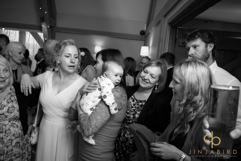 baby-at-wedding-bassemad-manor-barns