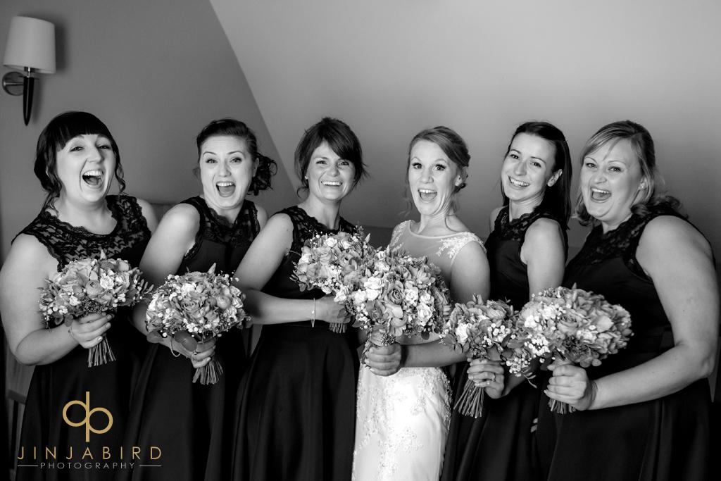 bride-and-bridesmaids-bassmead-manor