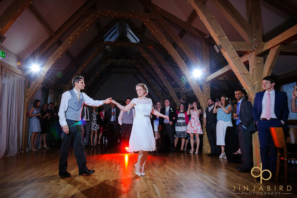 bride-and-groom-first-dance-bassemad-manor-barns