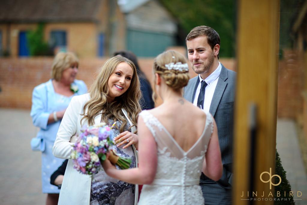 bride-talking-bassmead-manor