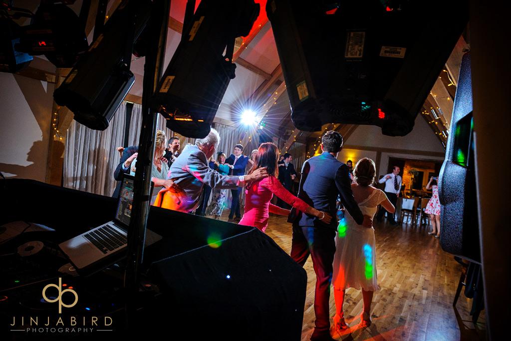 doing-the-conga-at-wedding-bassemad-manor-barns