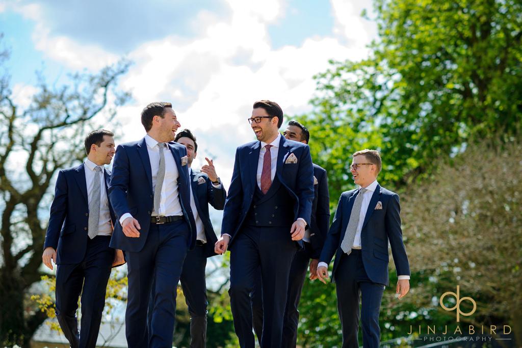 groom-with-groomsmen-bassmead-manor