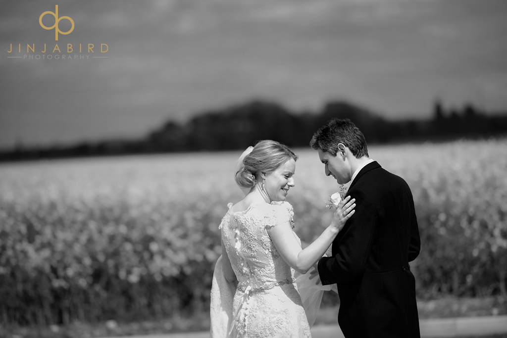 wedding-photograph-of-bride-and-groom-at-bassmead-manor-barns