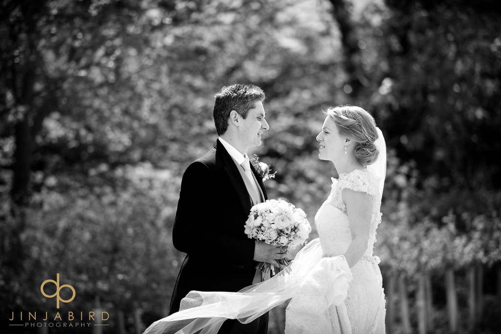 wedding-photograph-of-bride-and-groom-bassmead-manor-barns