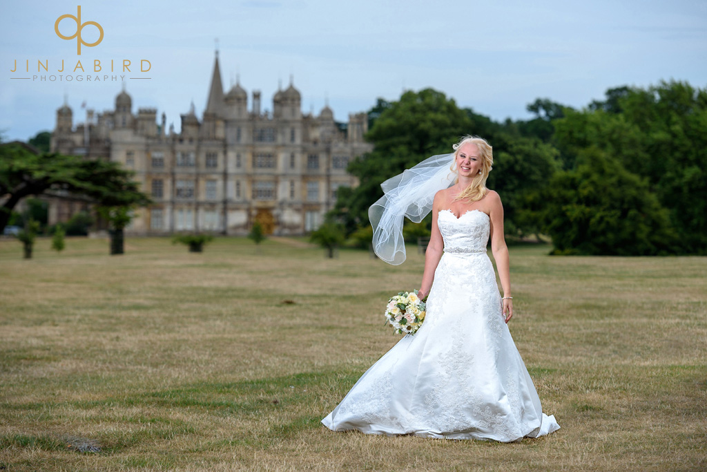 bride-at-burghley-house