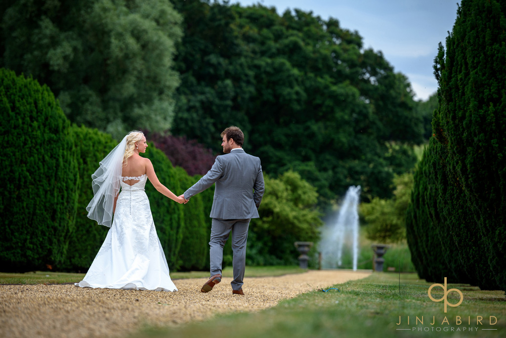 bride-with-groom-burghley-house