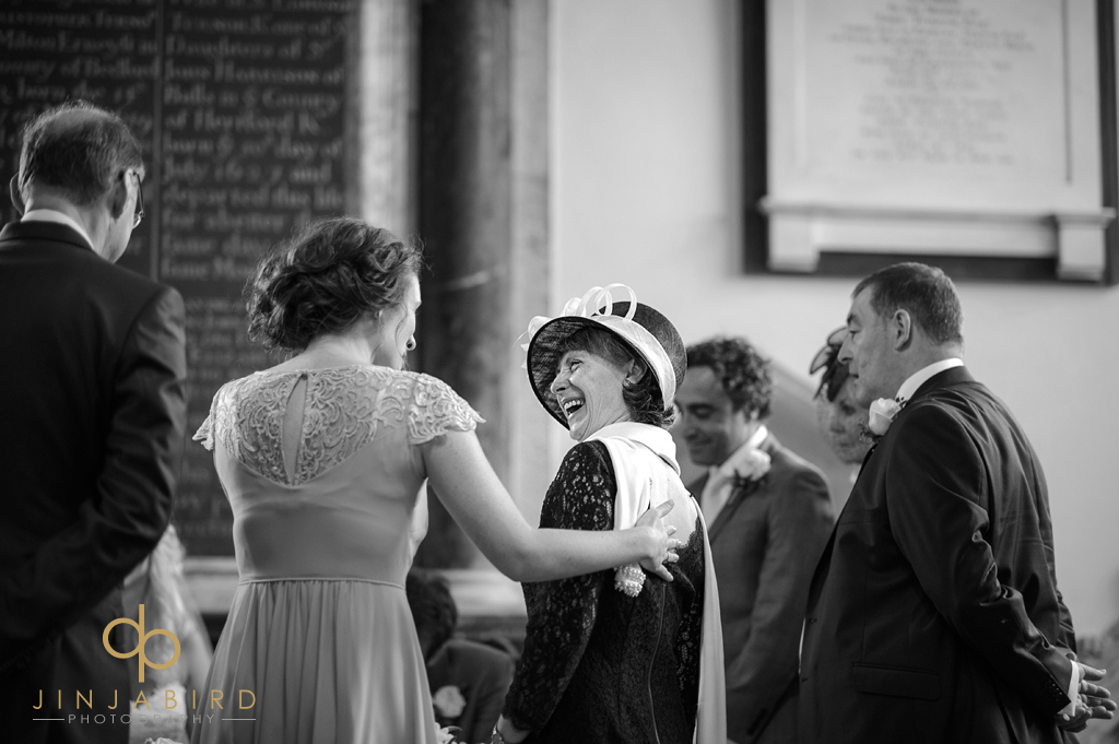 mother-of-bride-at-stoke-rochford-church