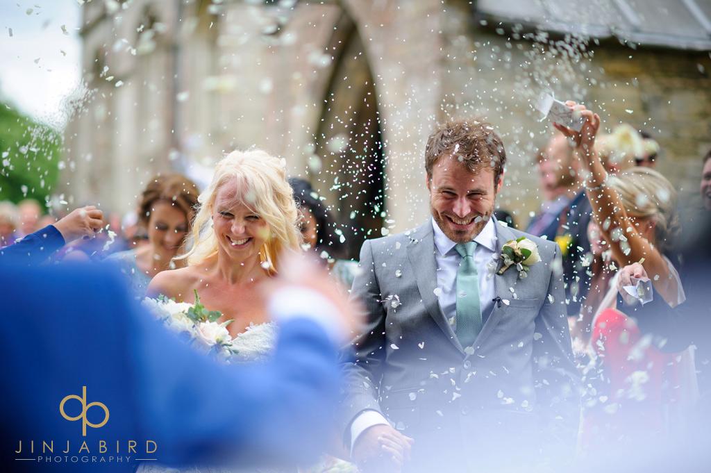 wedding-confetti-stoke-rochford-church
