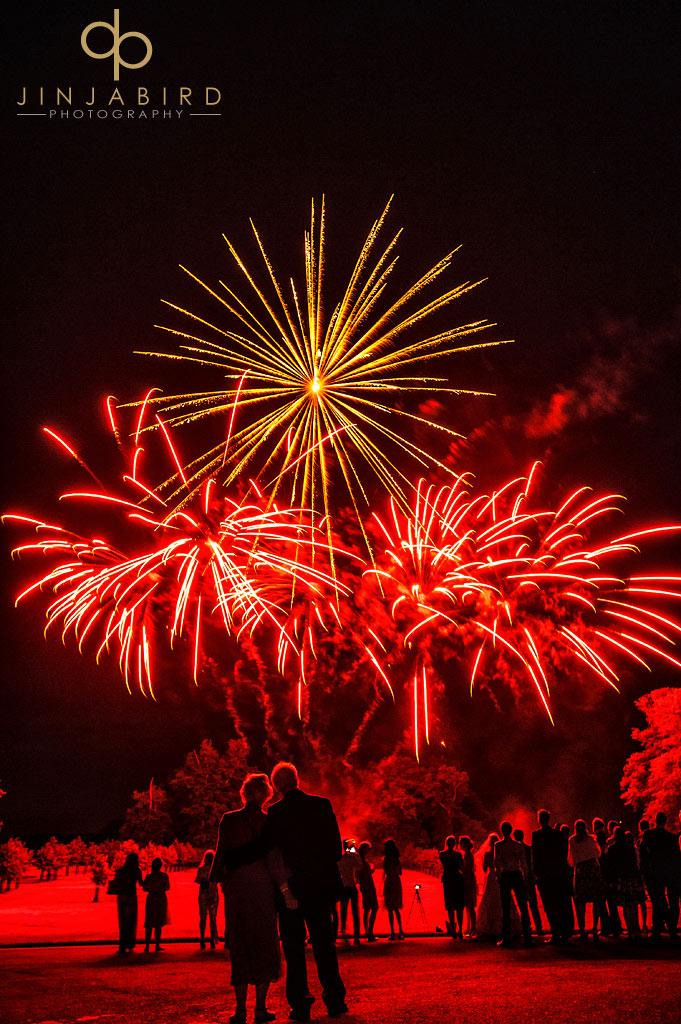 wedding-fireworks-burghley-house