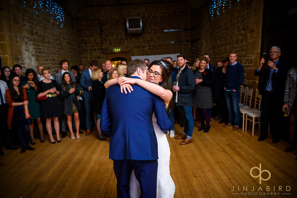 bride-and-groom-first-dance-hunsburry-hill-centre