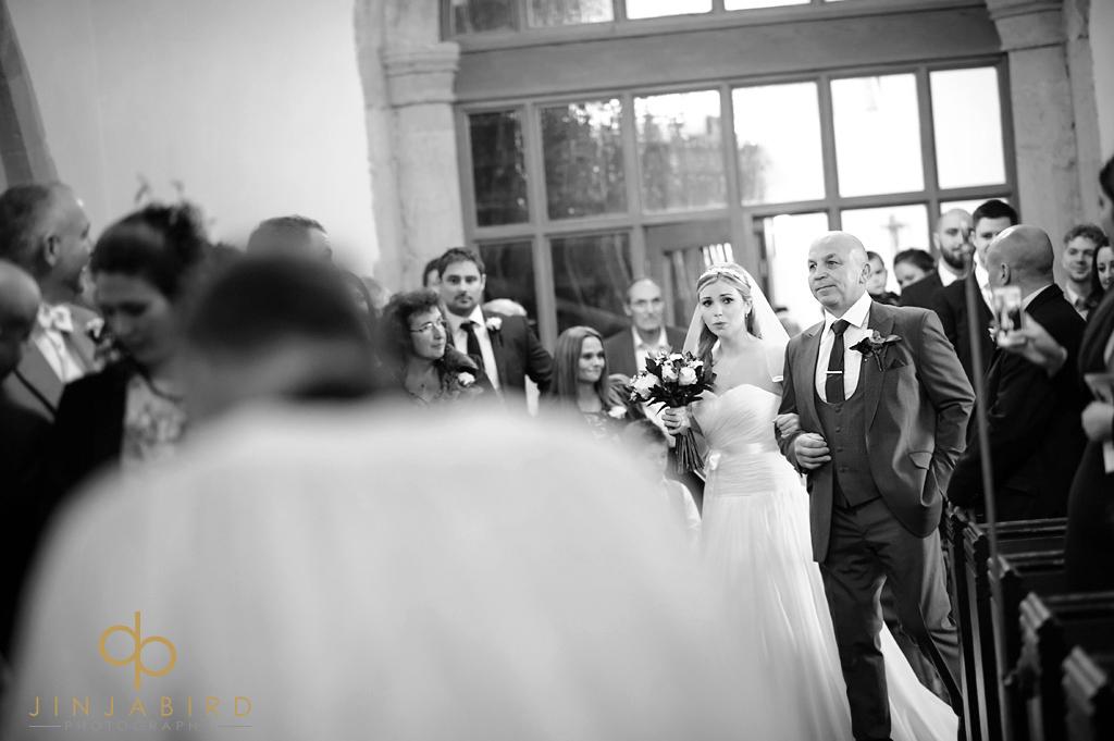 bride-with-father-st-marys-church-north-stifford