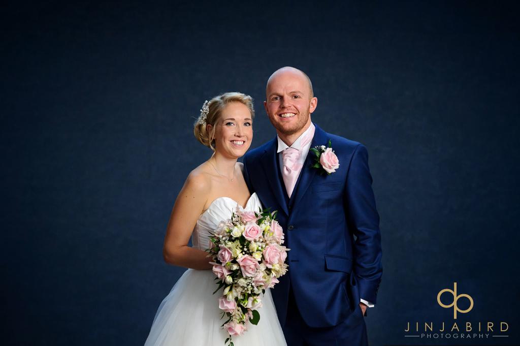 bride-with-groom-bull-hotel-gerrards-cross