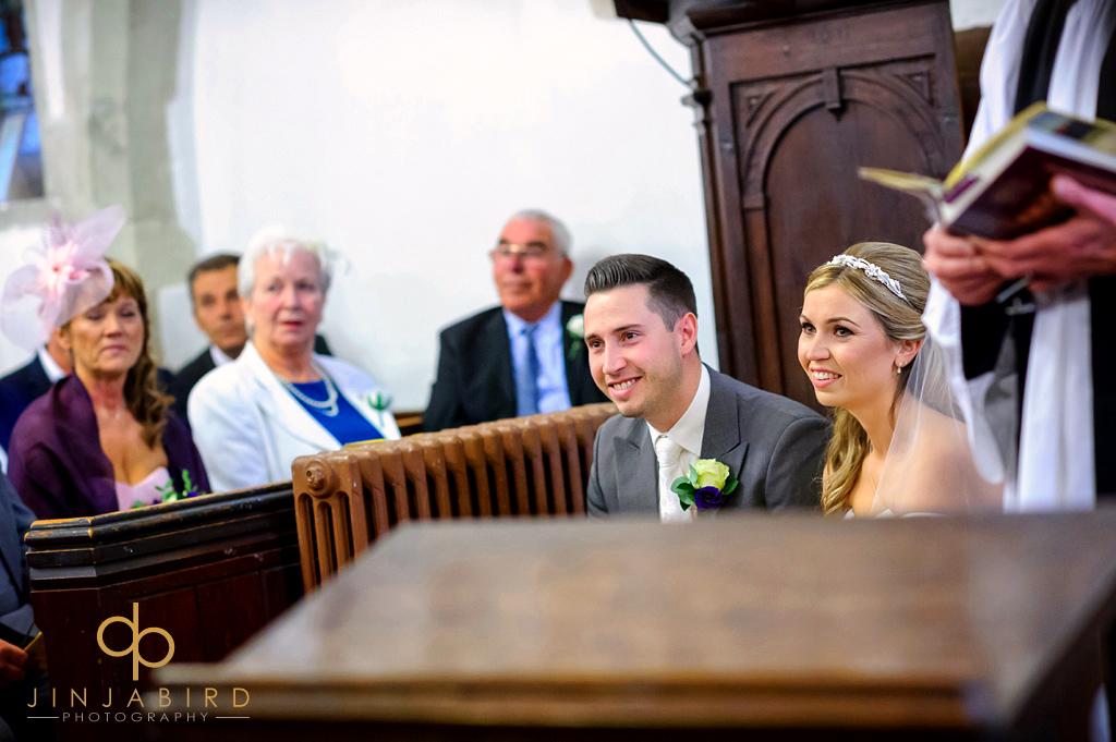 bride-with-groom-st-marys-church-north-stifford