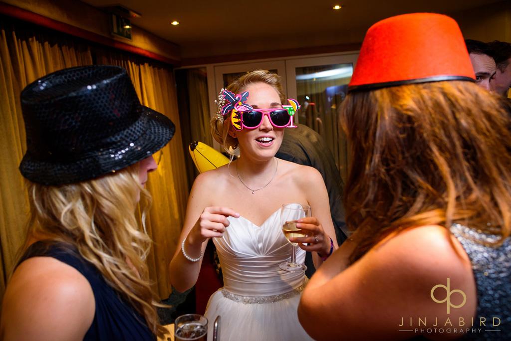 bull-hotel-gerrards-cross-bride-dressed-up