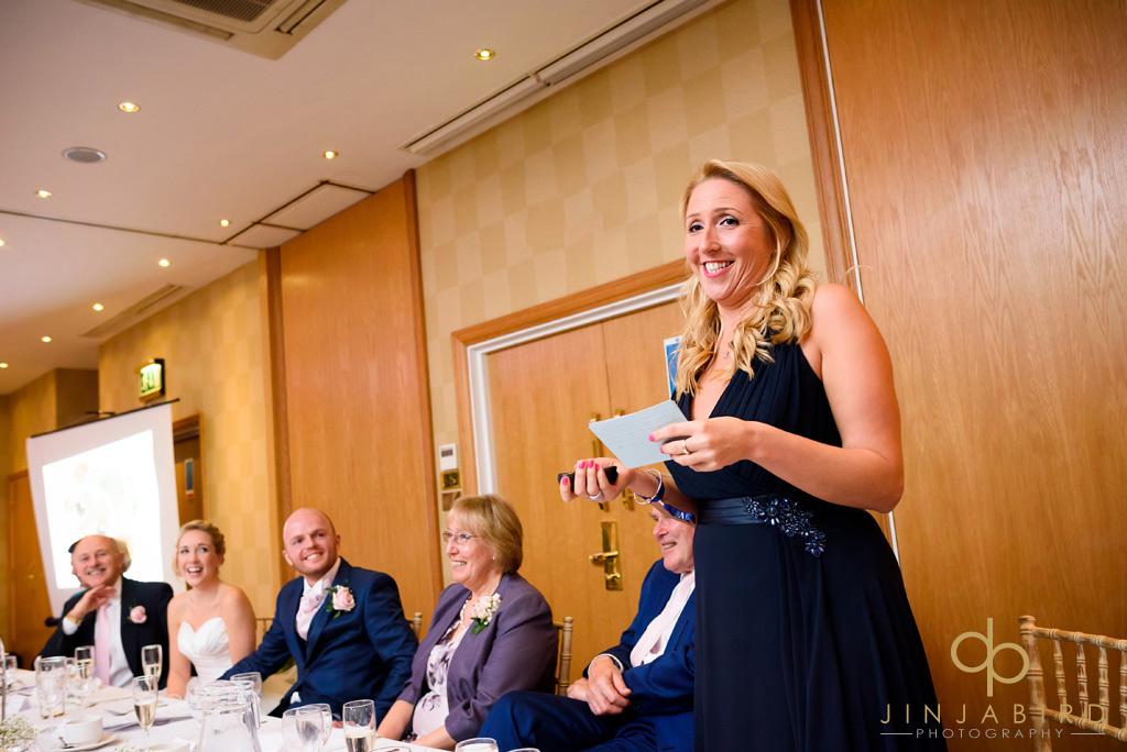bull-hotel-gerrards-cross-bridesmaids-speech
