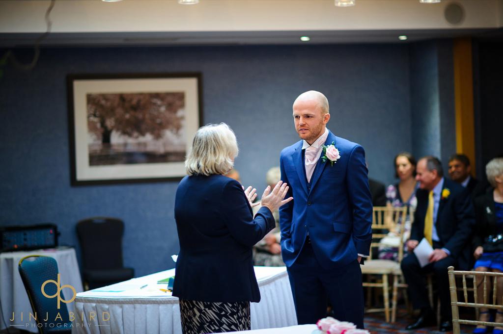 bull-hotel-gerrards-cross-groom-waiting-for-bride
