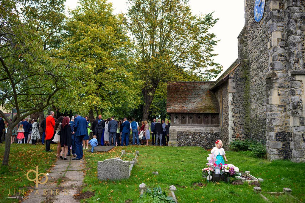 st-marys-church-north-stifford-wedding-photo