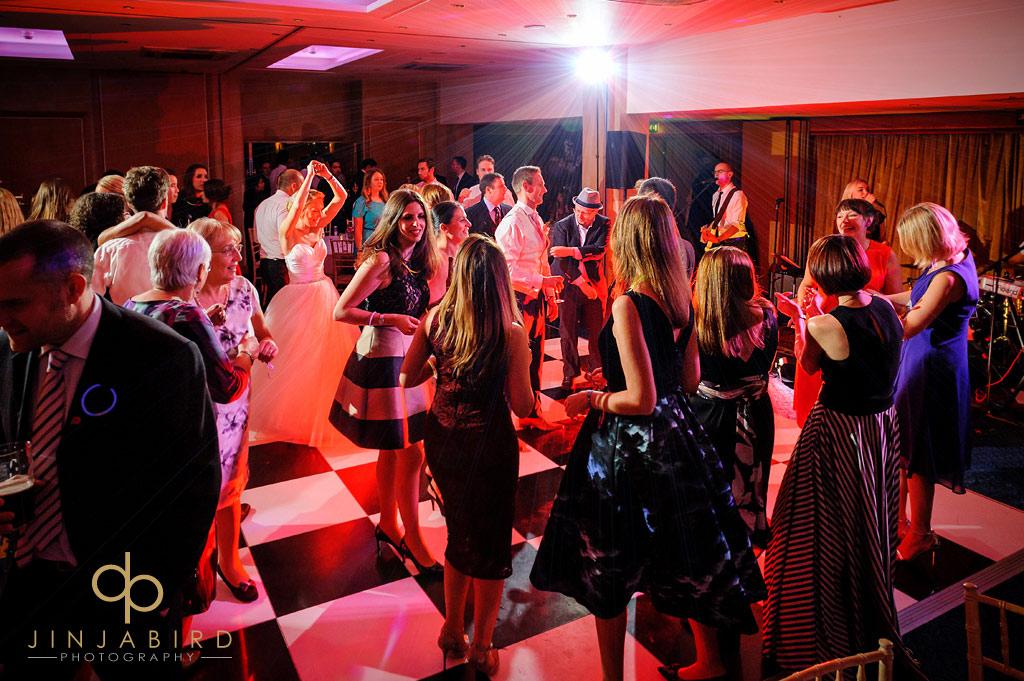 wedding-band-bull-hotel-gerrards-cross