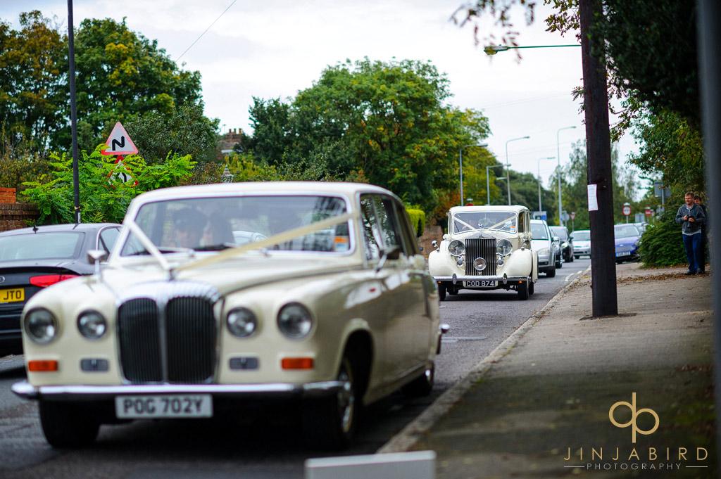 wedding-cars-st-marys-church-north-stifford