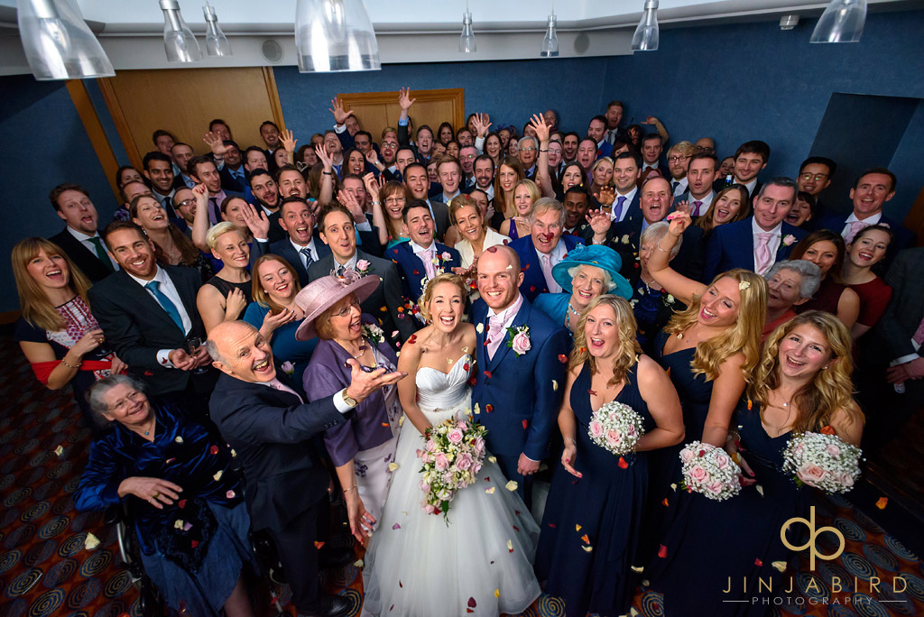 wedding-confetti-bull-hotel-gerrards-cross