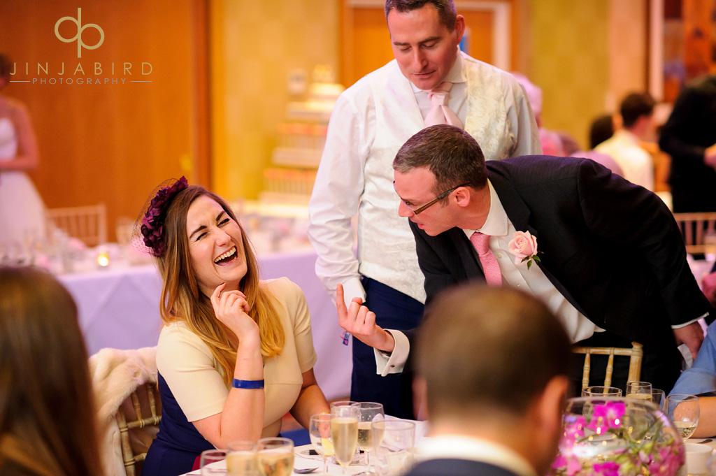 wedding-guest-at-reception-bull-hotel-gerrards-cross