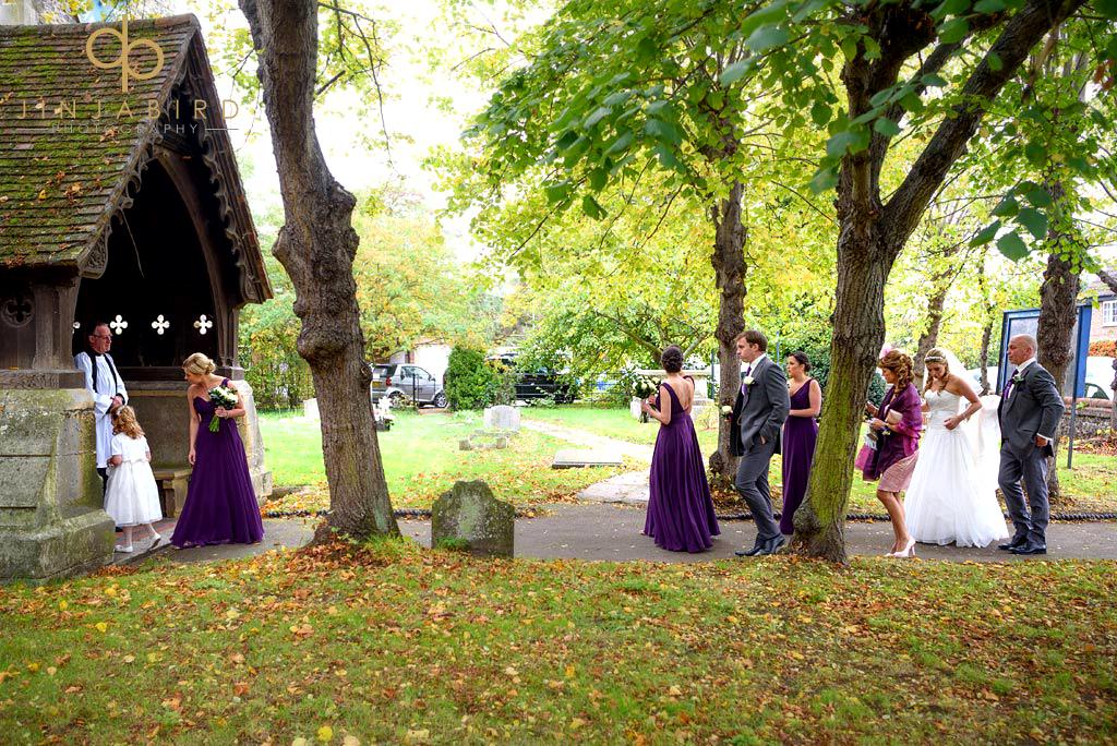 wedding-party-st-marys-church-north-stifford