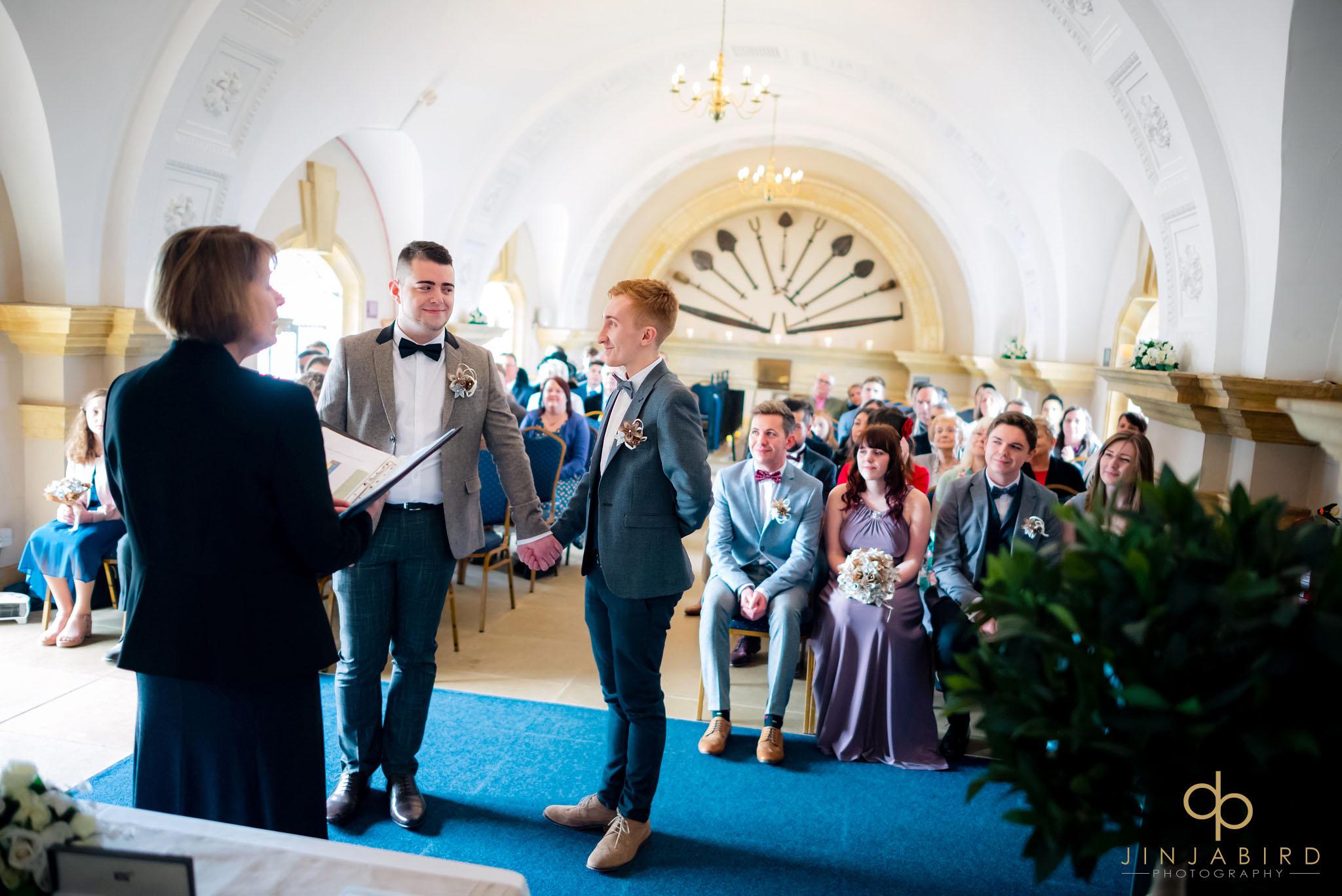 gay marriage normanton church