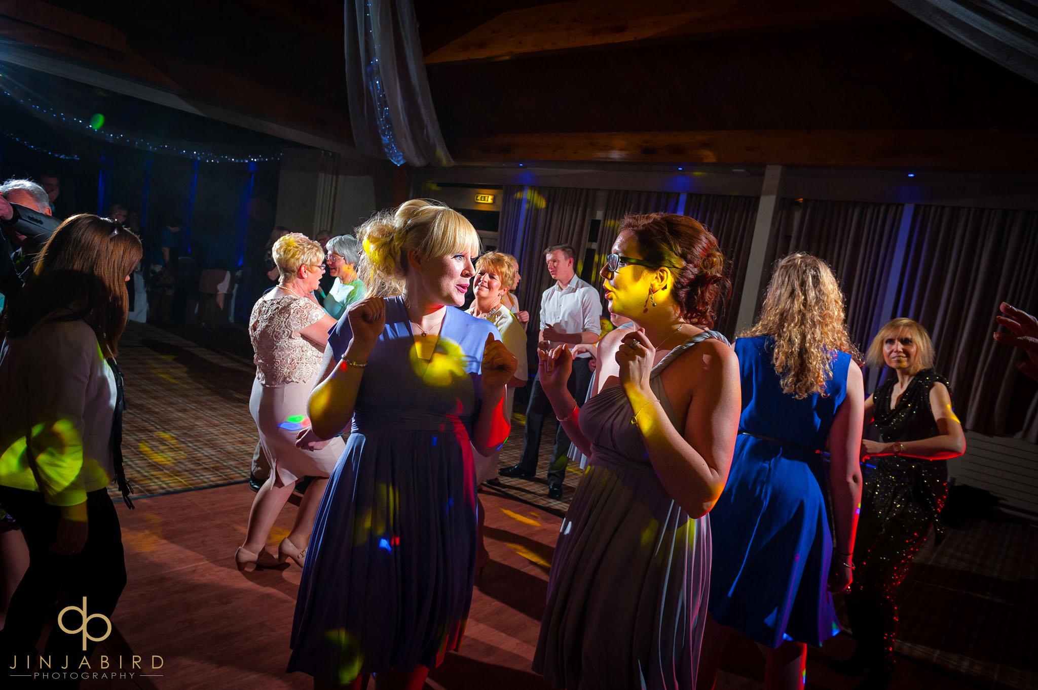 dancing at woburn safari lodge