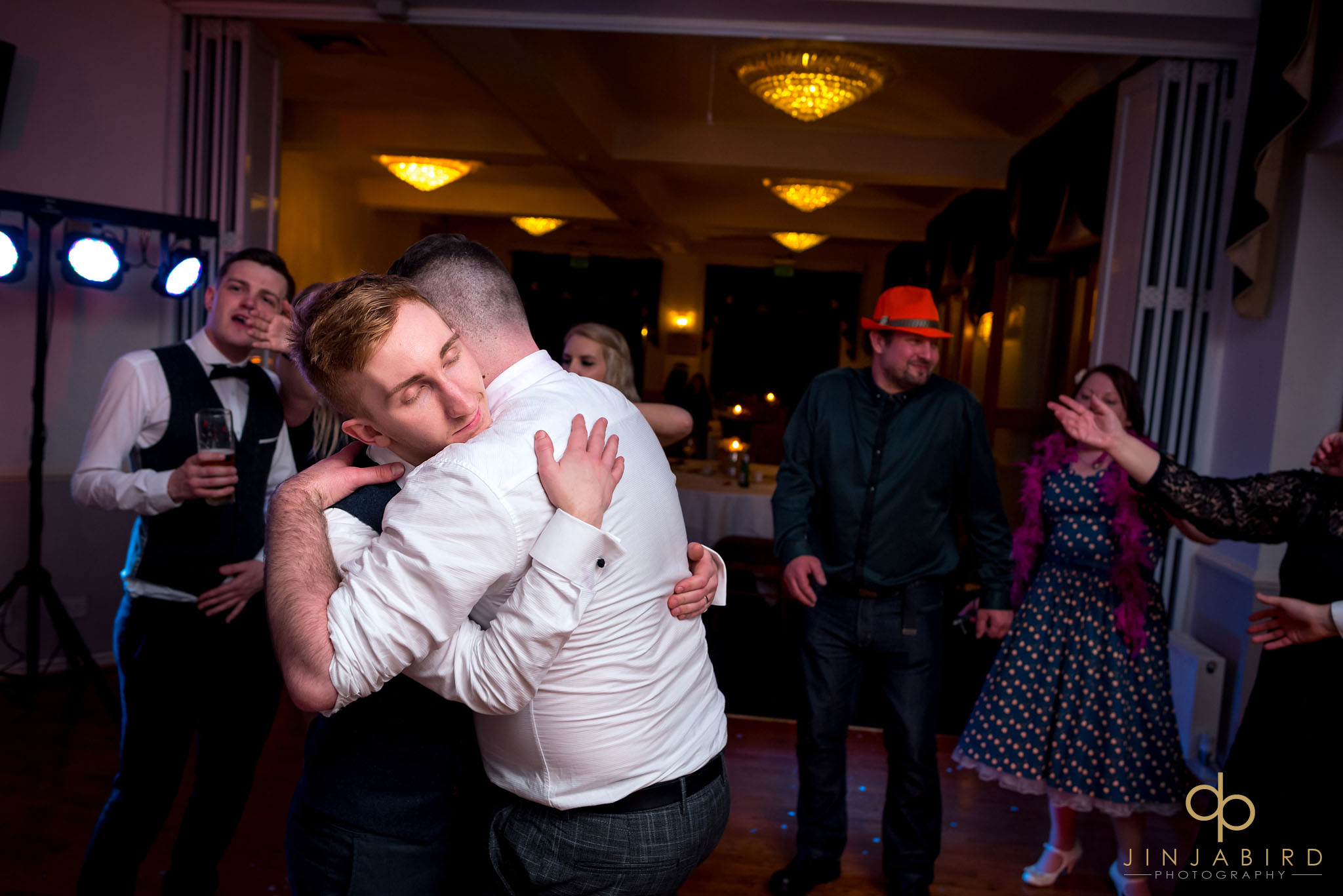 gay wedding photographer normanton park hotel