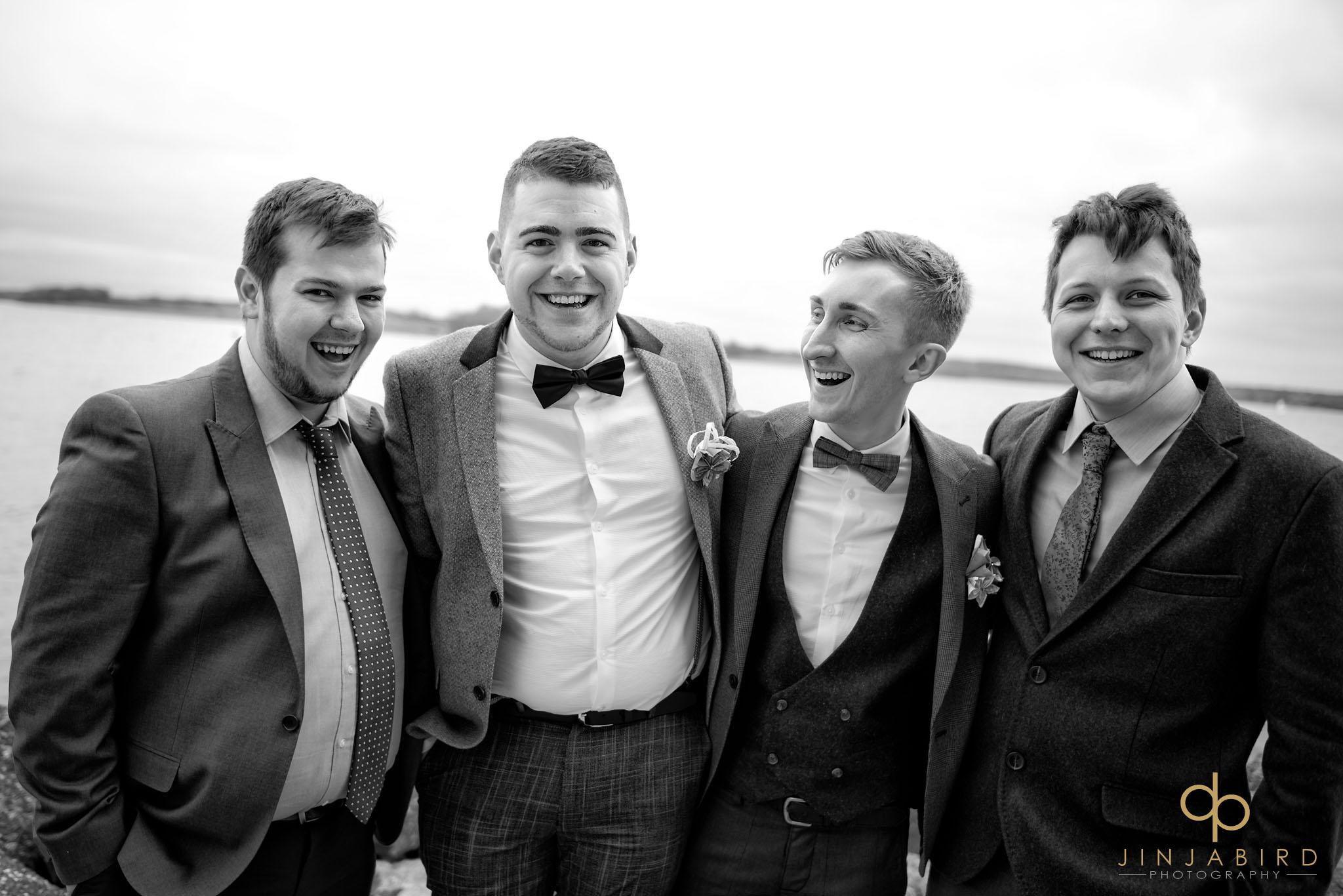 normanton church wedding photographs