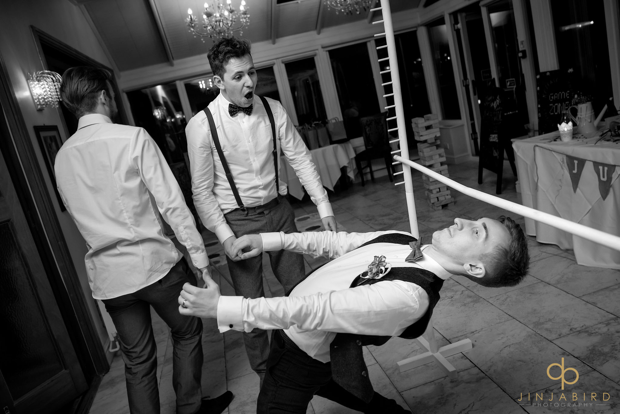 normanton park hotel wedding photographs