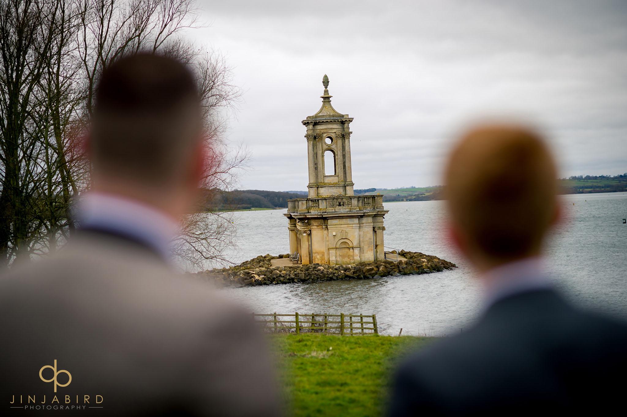wedding photographer normanton church
