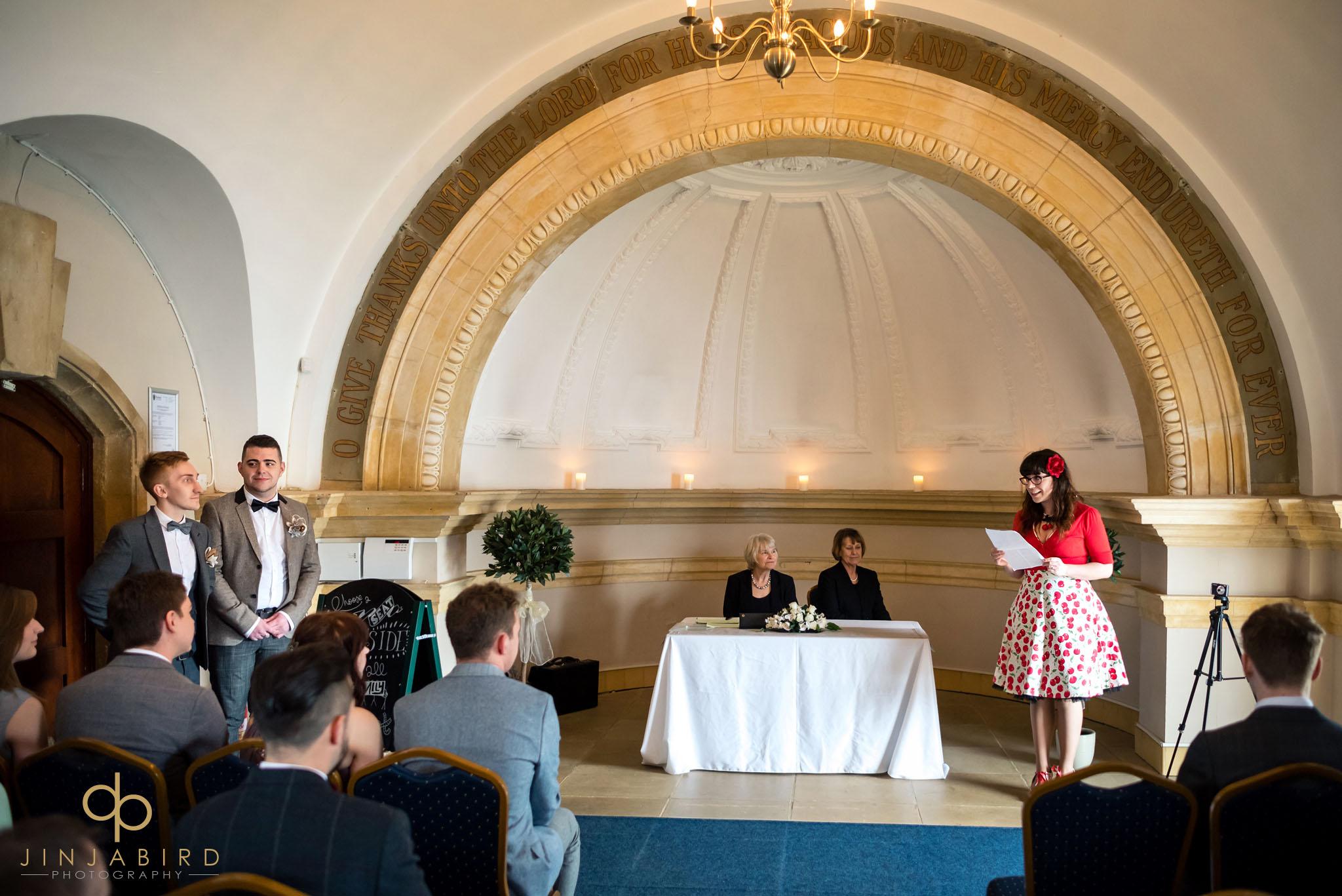 wedding photographs normanton church