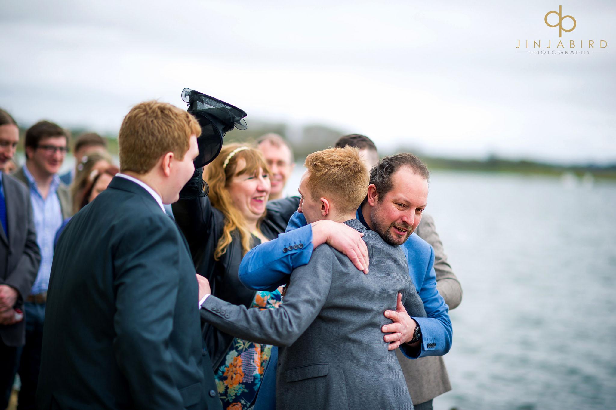 wedding photos normanton church