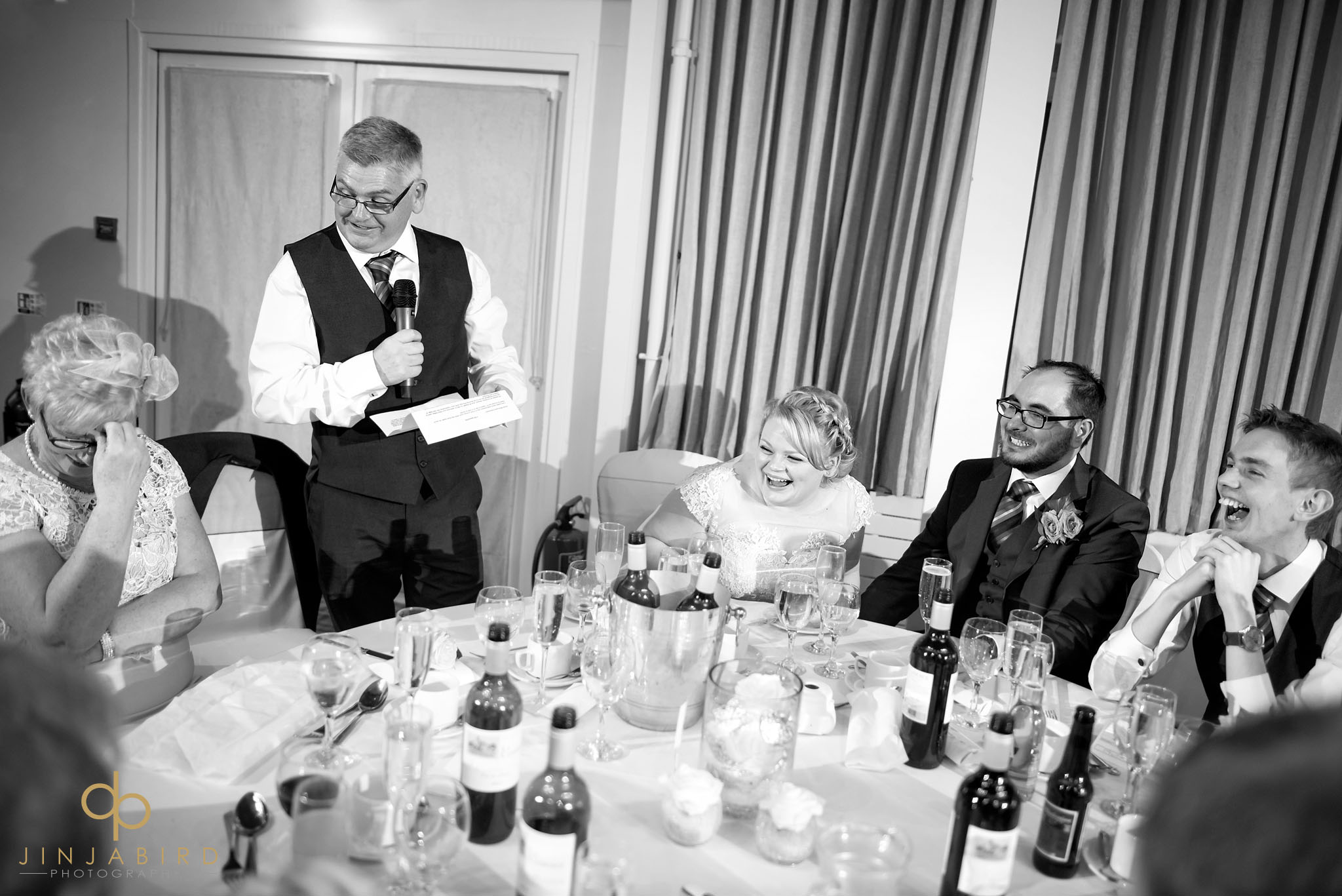wedding speeches woburn safari lodge