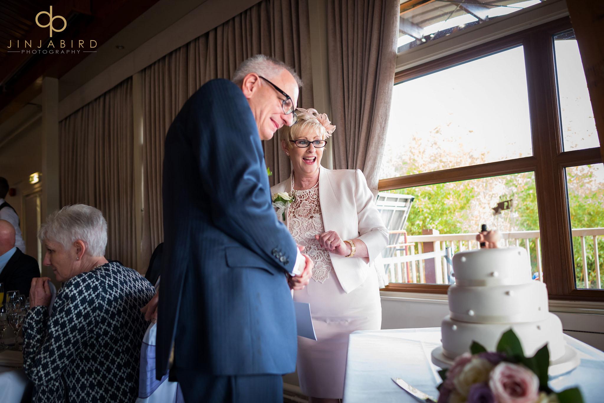 woburn safari lodge wedding cake