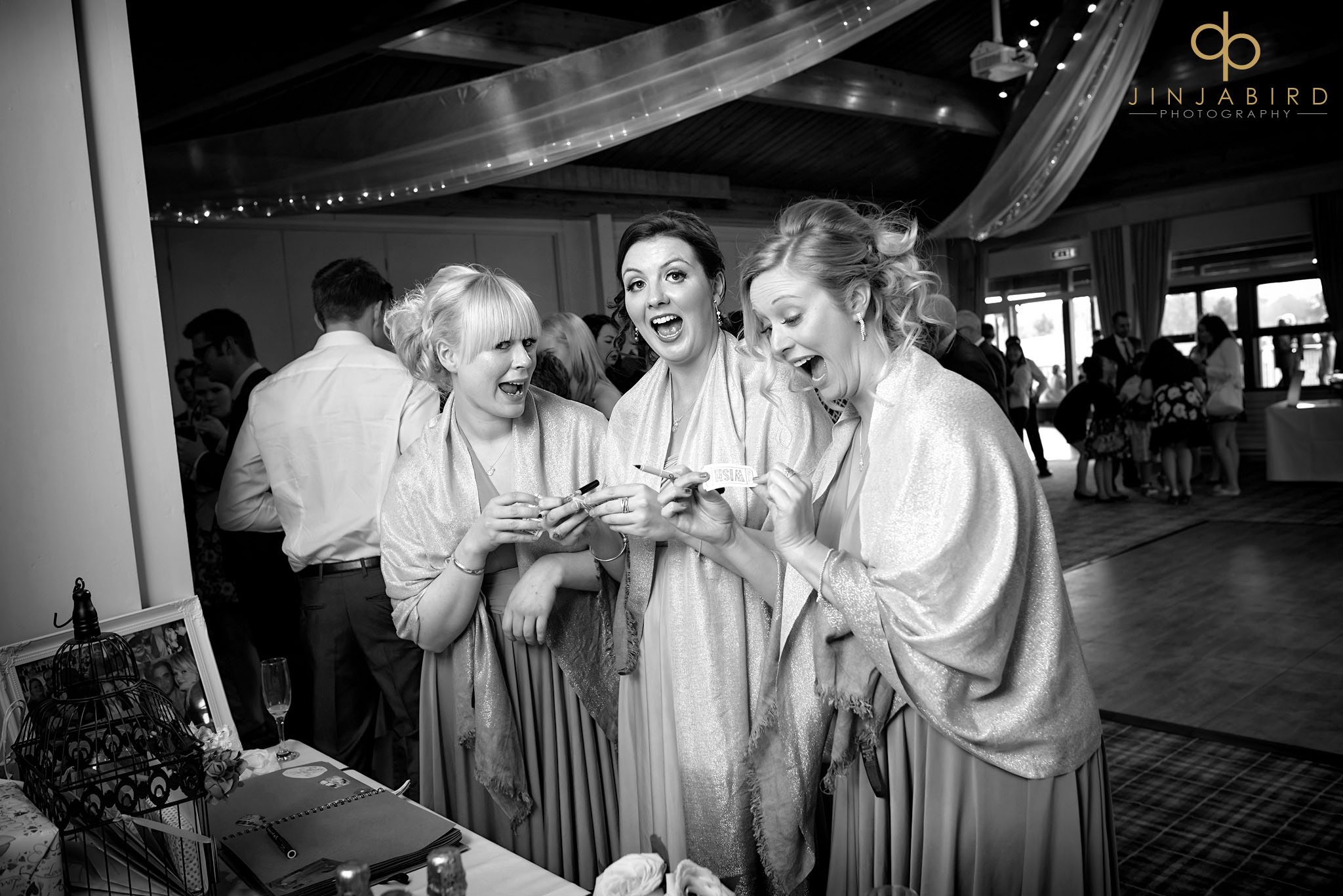 woburn safari lodge wedding photo bridesmaids