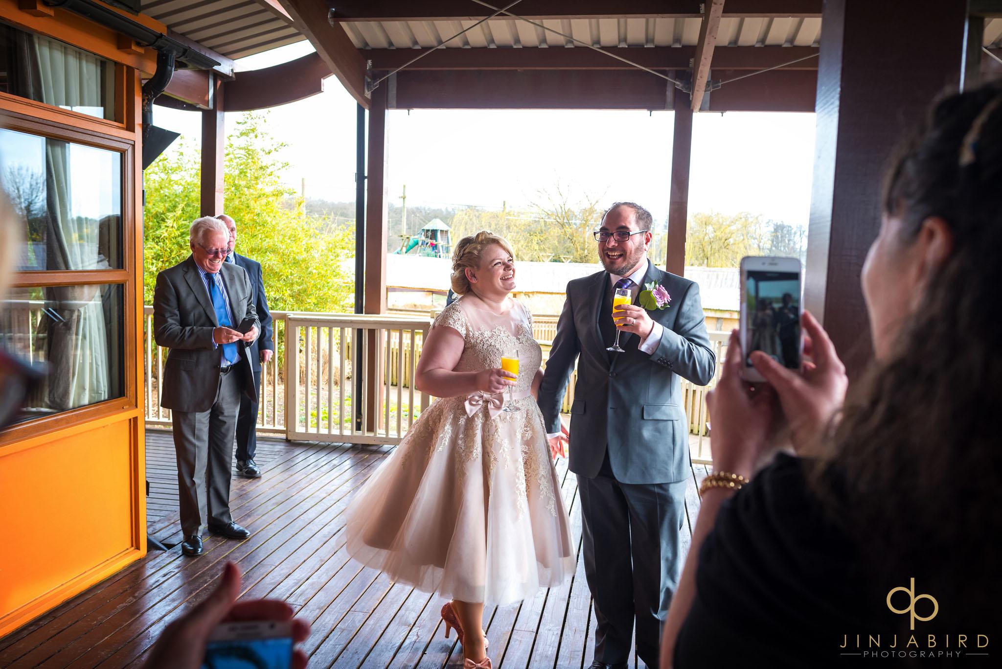 woburn safari lodge wedding photographs