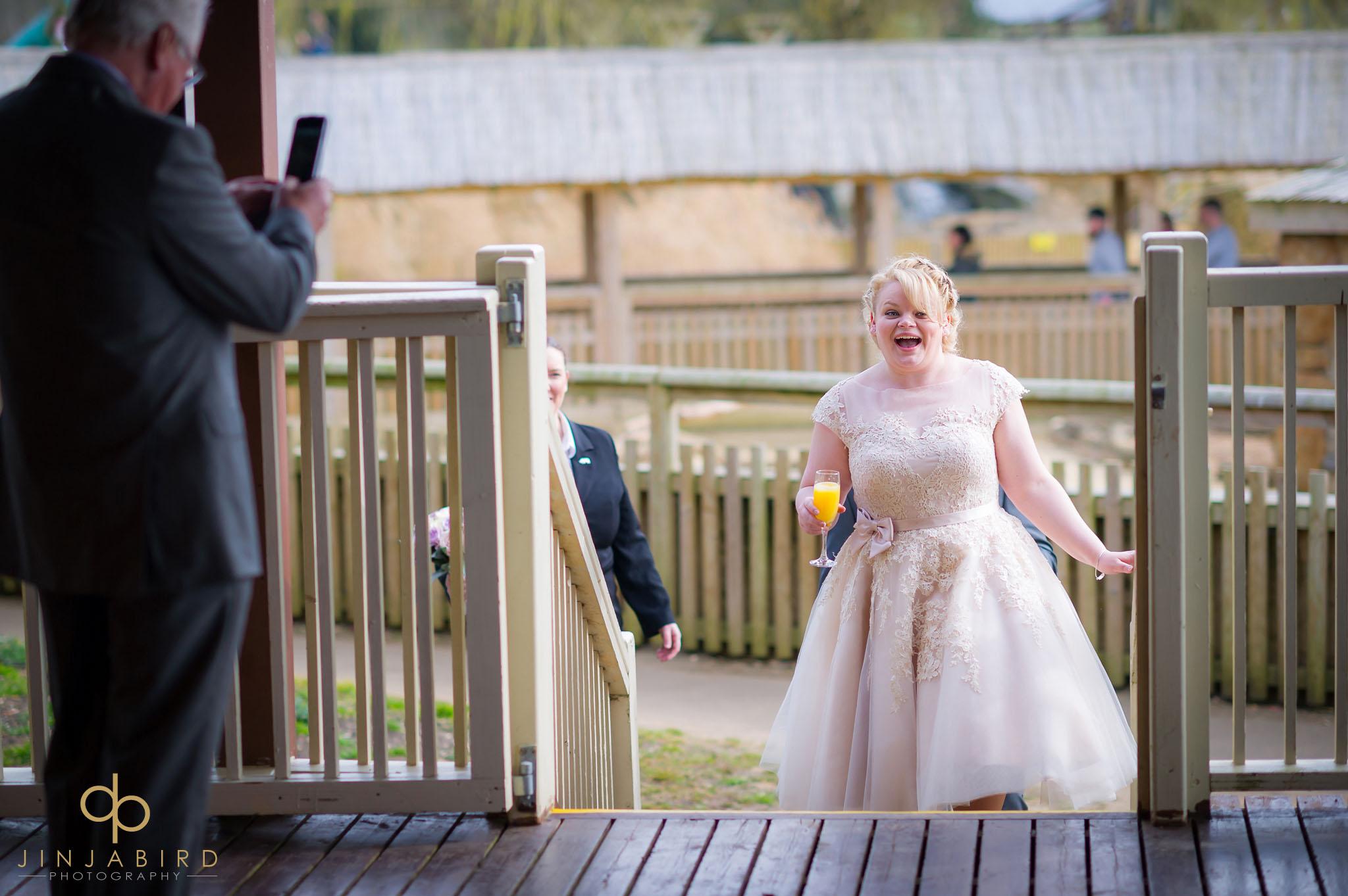 woburn safari lodge wedding venue