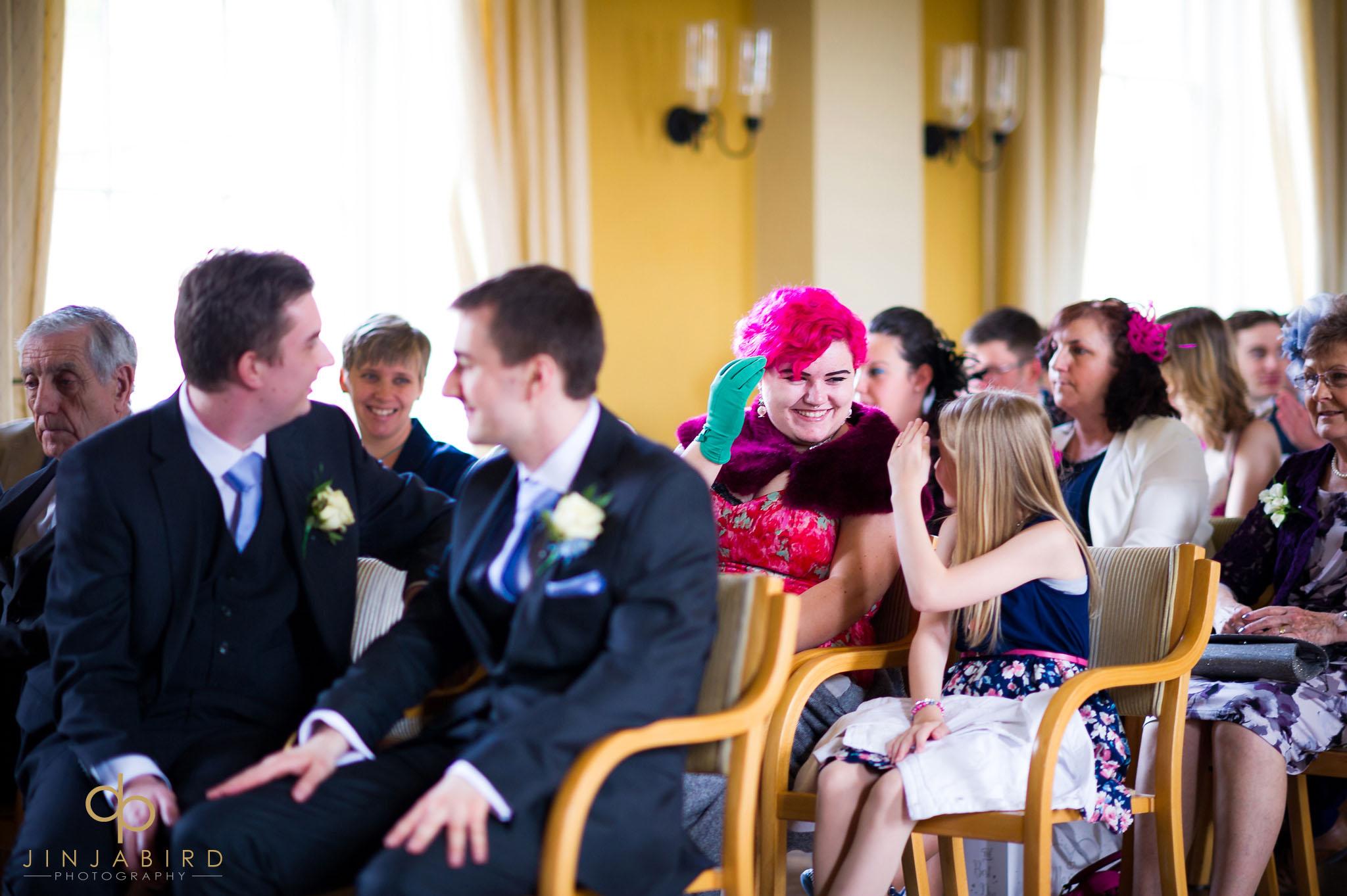 downing college cambridge wedding ceremony