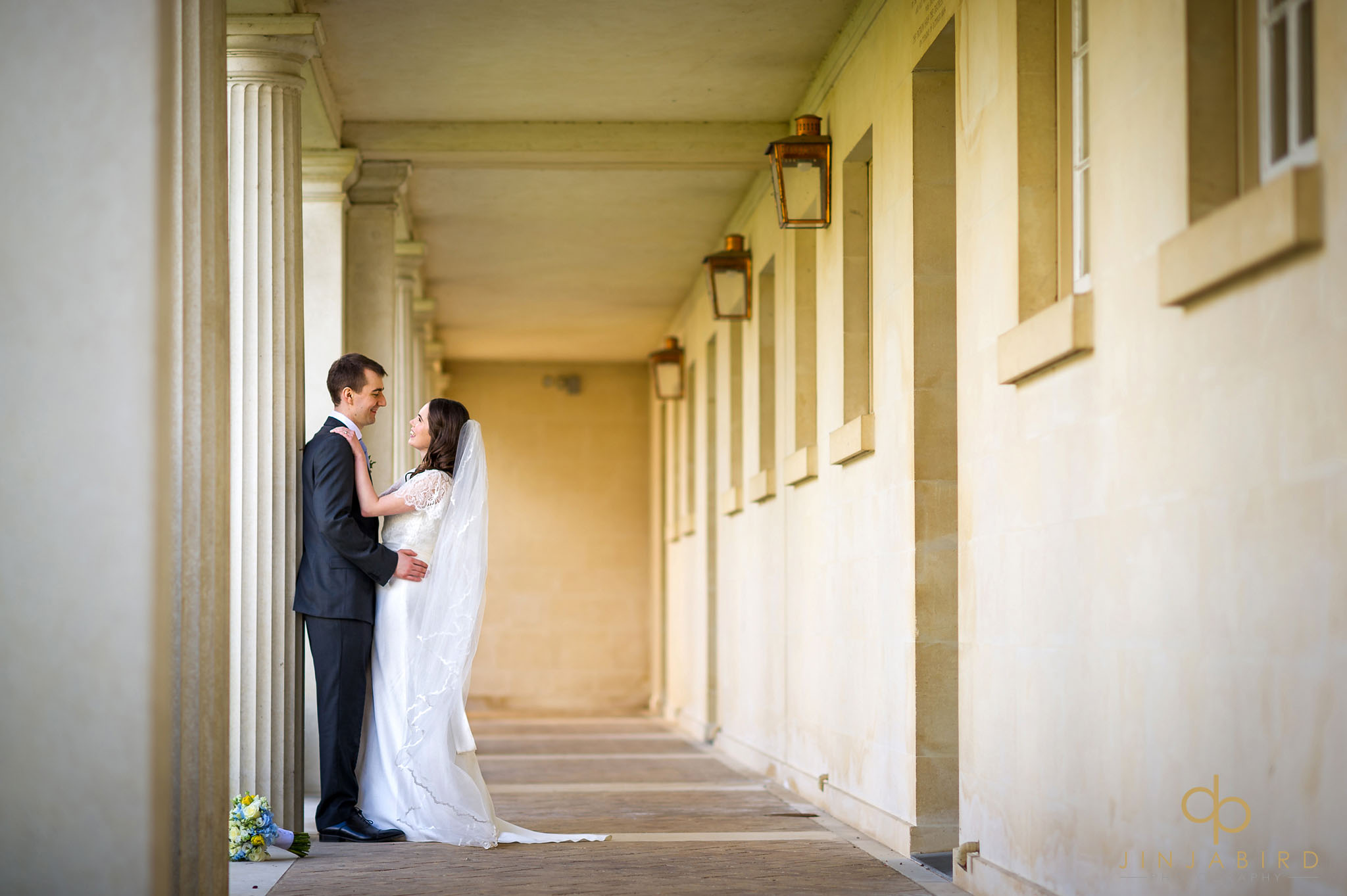 downing college wedding photographer