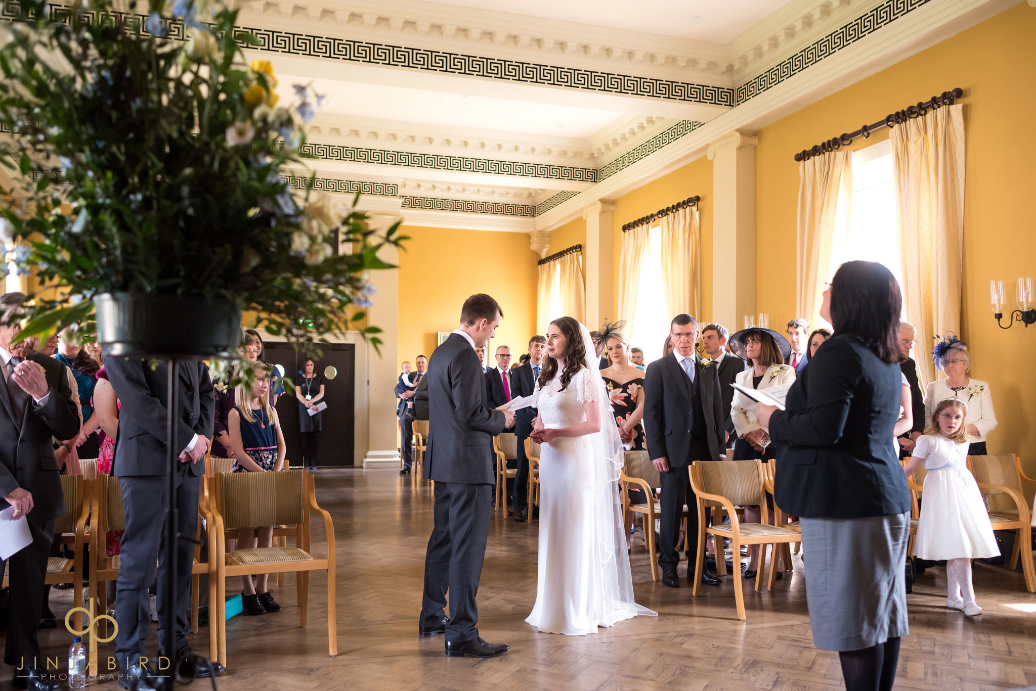 getting married downing college