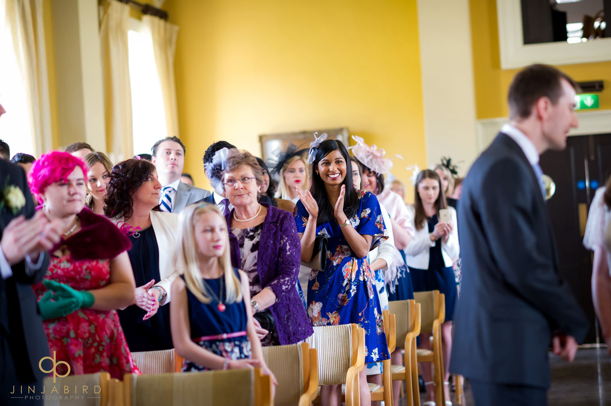 howard room wedding ceremony